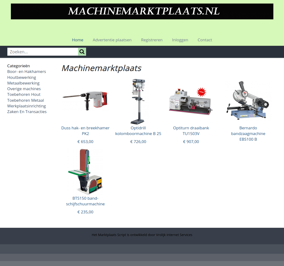 Machinemarktplaats.nl